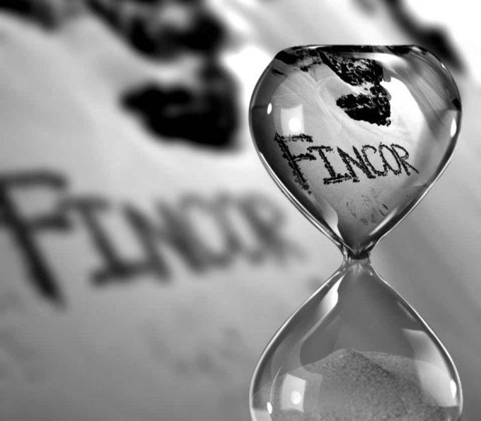Hourglass Fincor logo